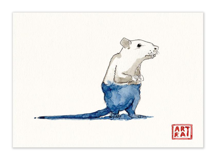 """Karte – """"ART – RAT"""""""